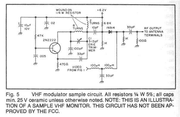 vhf very high frequency electronic circuits rh discovercircuits com